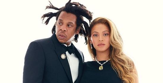 Beyonce and her husband