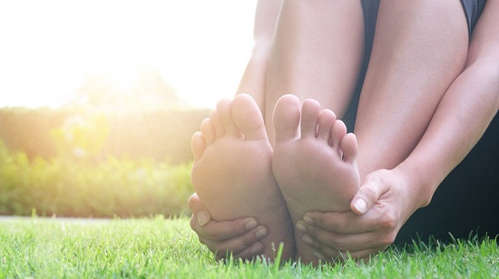 Natural recipes to get rid of the bad smell of the feet