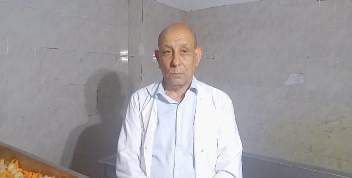 محمود البحيري صاحب المشروع