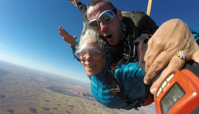 القفز بالمظلات فى استراليا