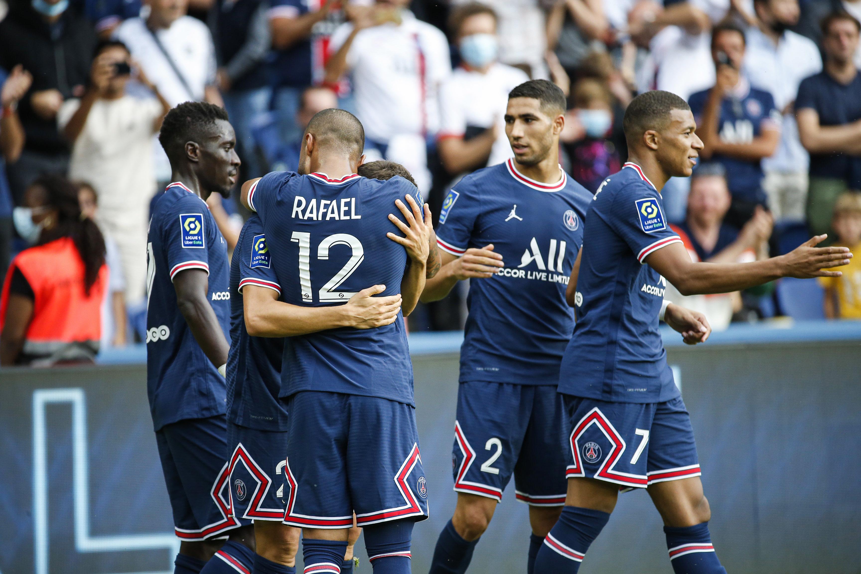 Paris Saint-Germain vs Clermont (1)