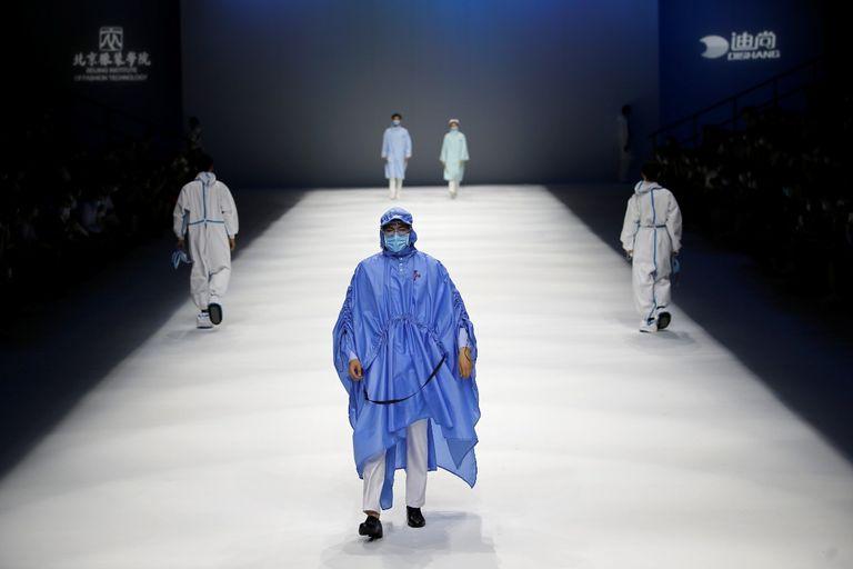 Designs inspired by the corona virus pandemic