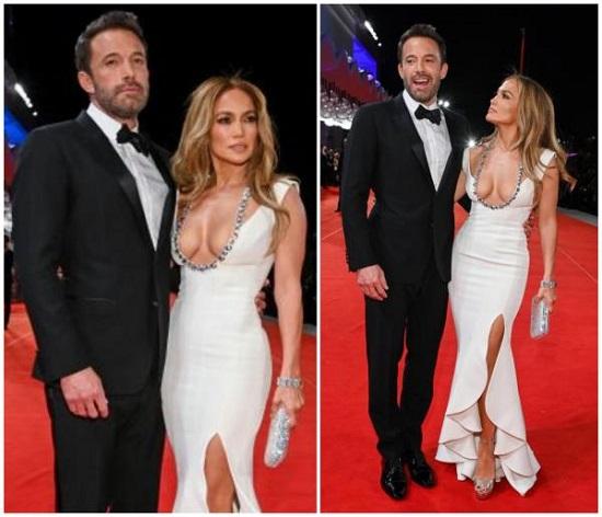 Jennifer Lopez and Ben Affleck (2)