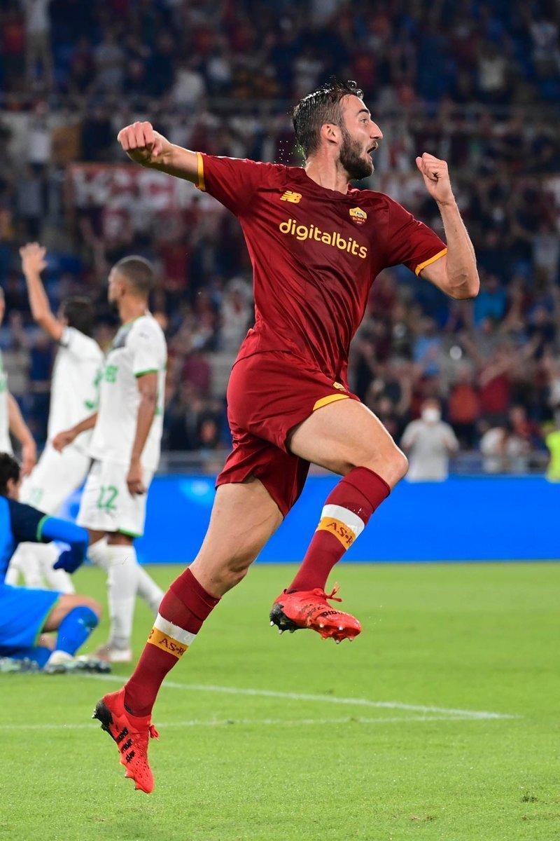 Roma vs Sassuolo (1)