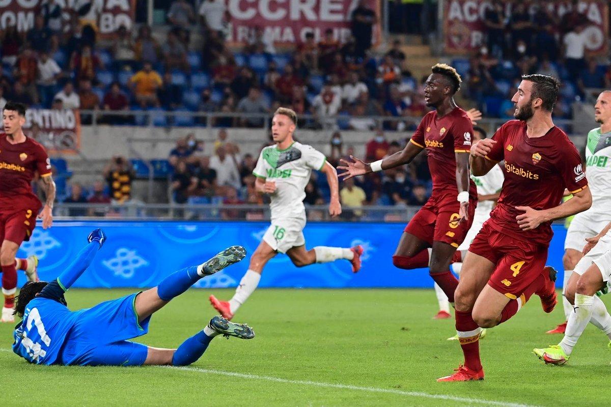 Roma vs Sassuolo (2)