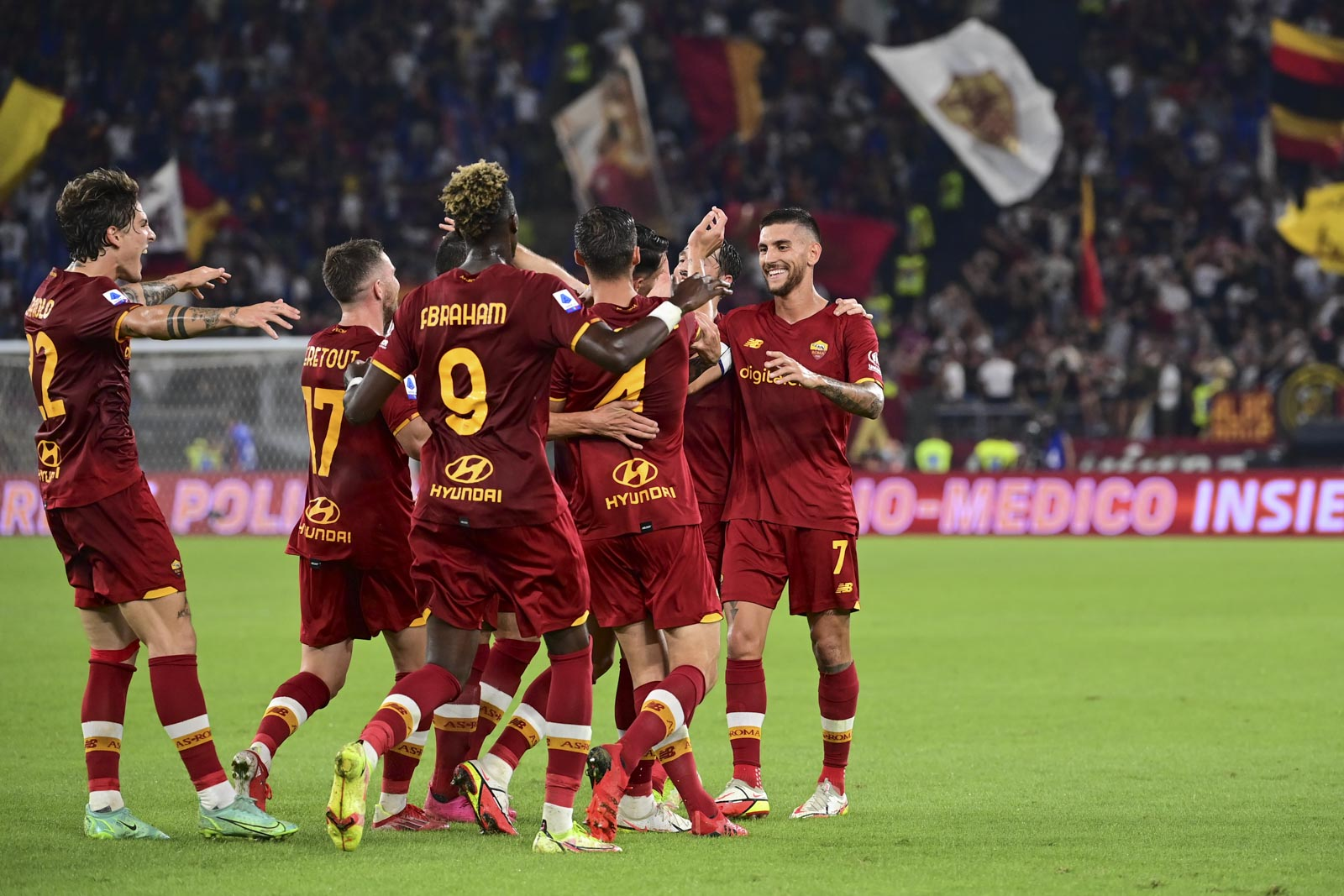 Roma vs Sassuolo (3)