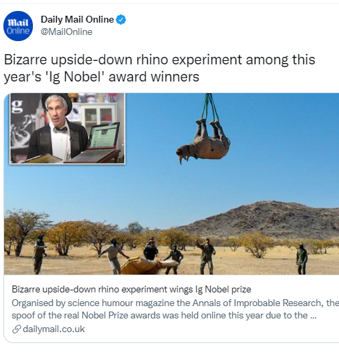 The news on the Daily Mail