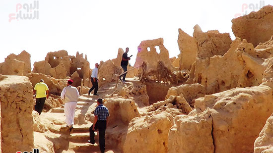 شالي مقصد سياحي تاريخي