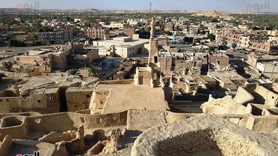المسجد العتيق في شالي القديمة