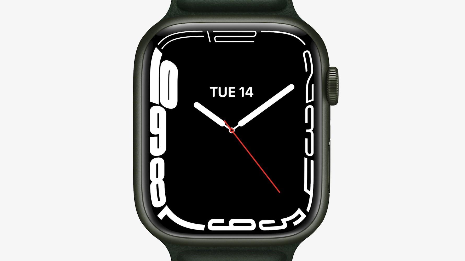 ساعة أبل (7)