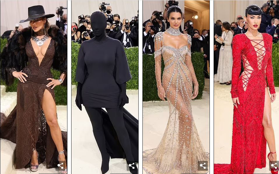 The best looks from the Met Gala