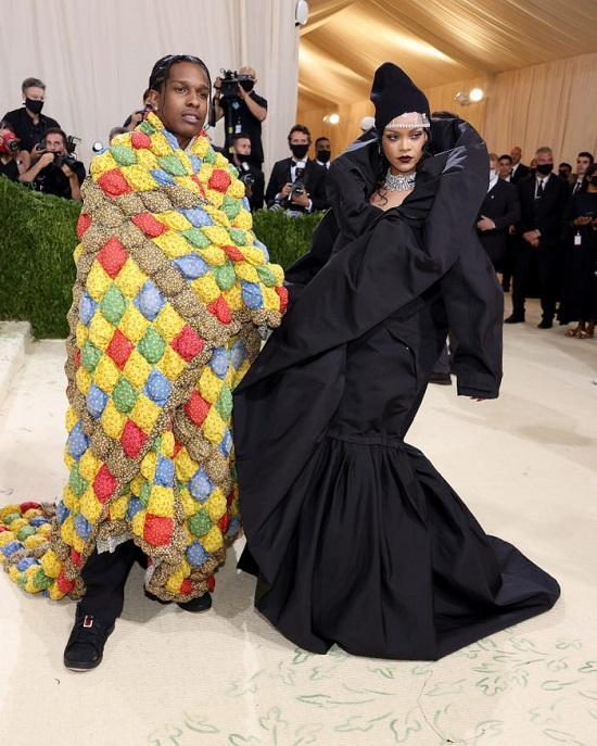 Rocky and Rihanna