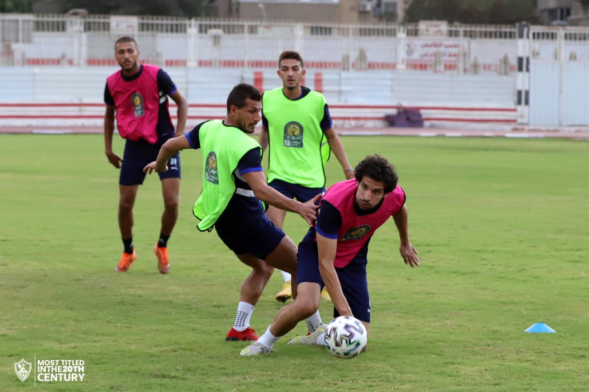 محمود علاء وطارق حامد