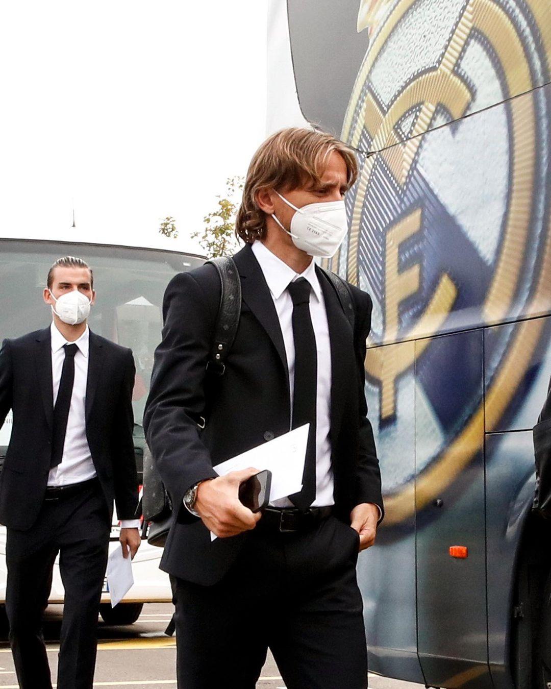 لاعبى ريال مدريد (3)