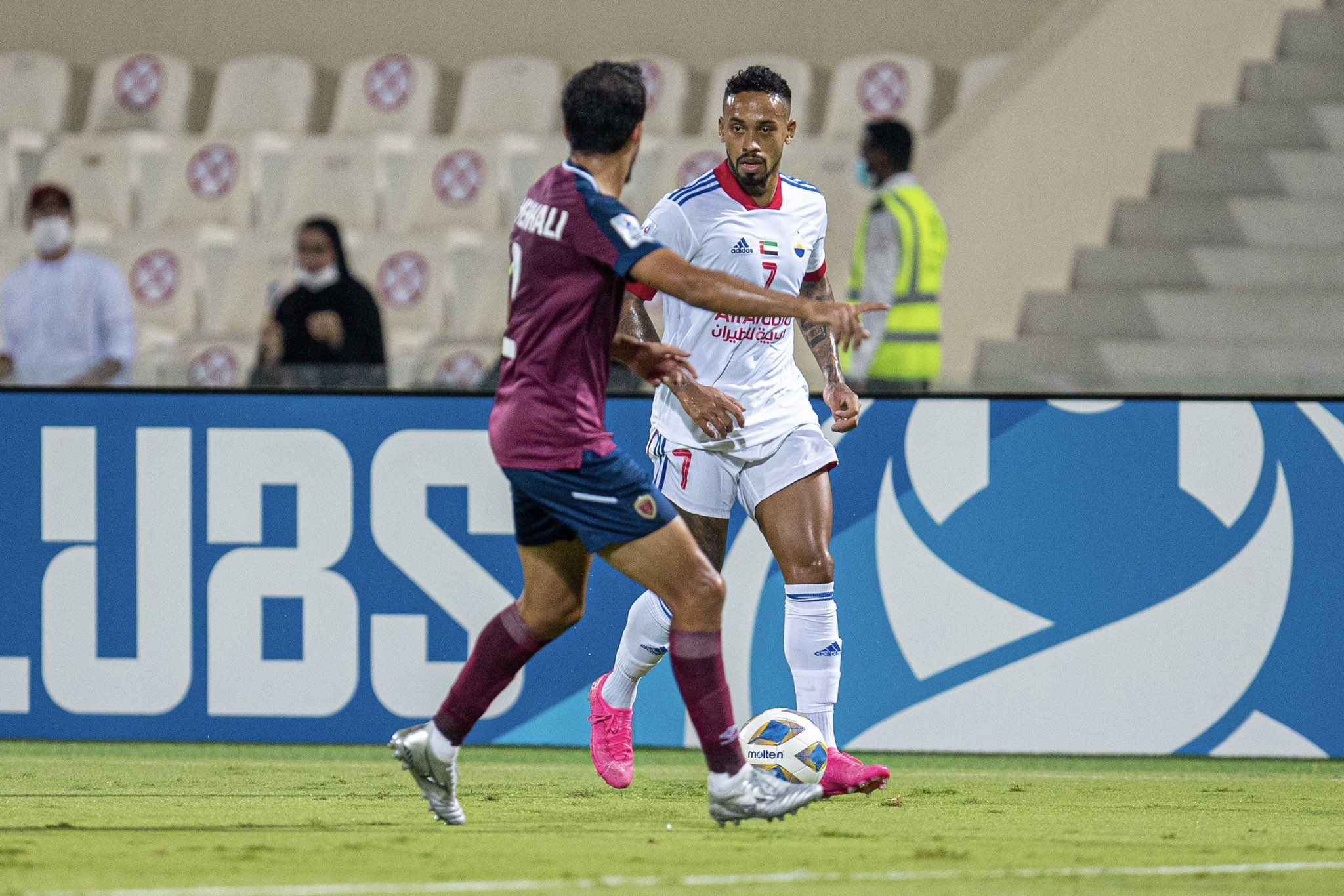 Al Wahda and Sharjah (1)