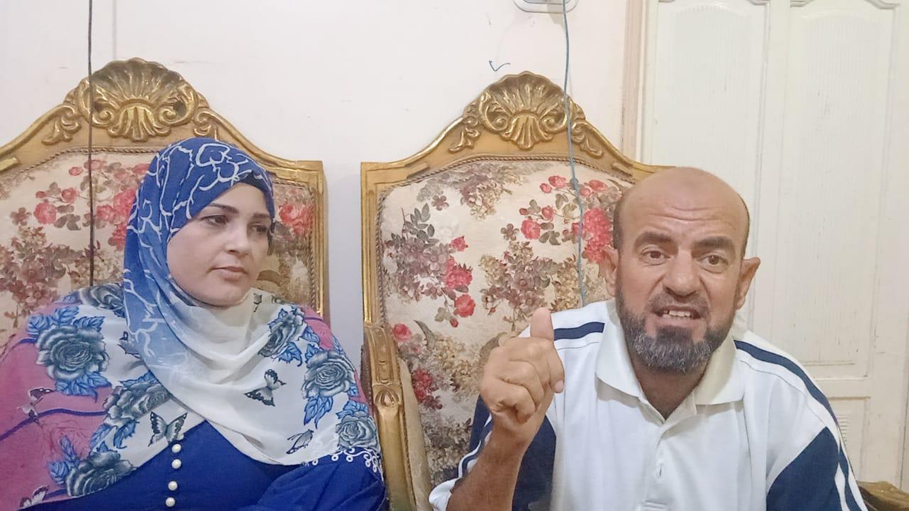 الزوجان بعد 21 سنة