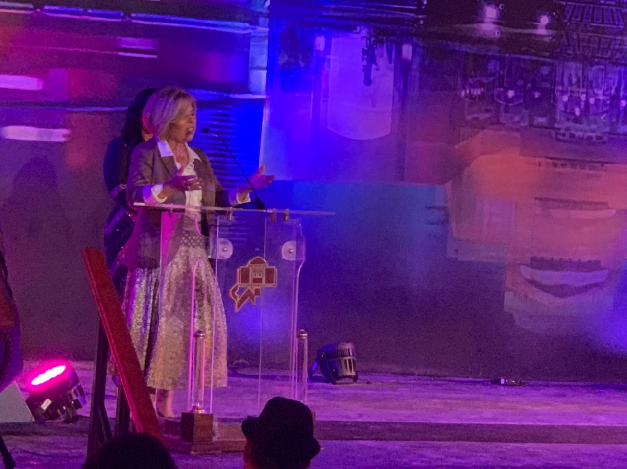 مهرجان إيزيس الدولى لمسرح المرأة (1)