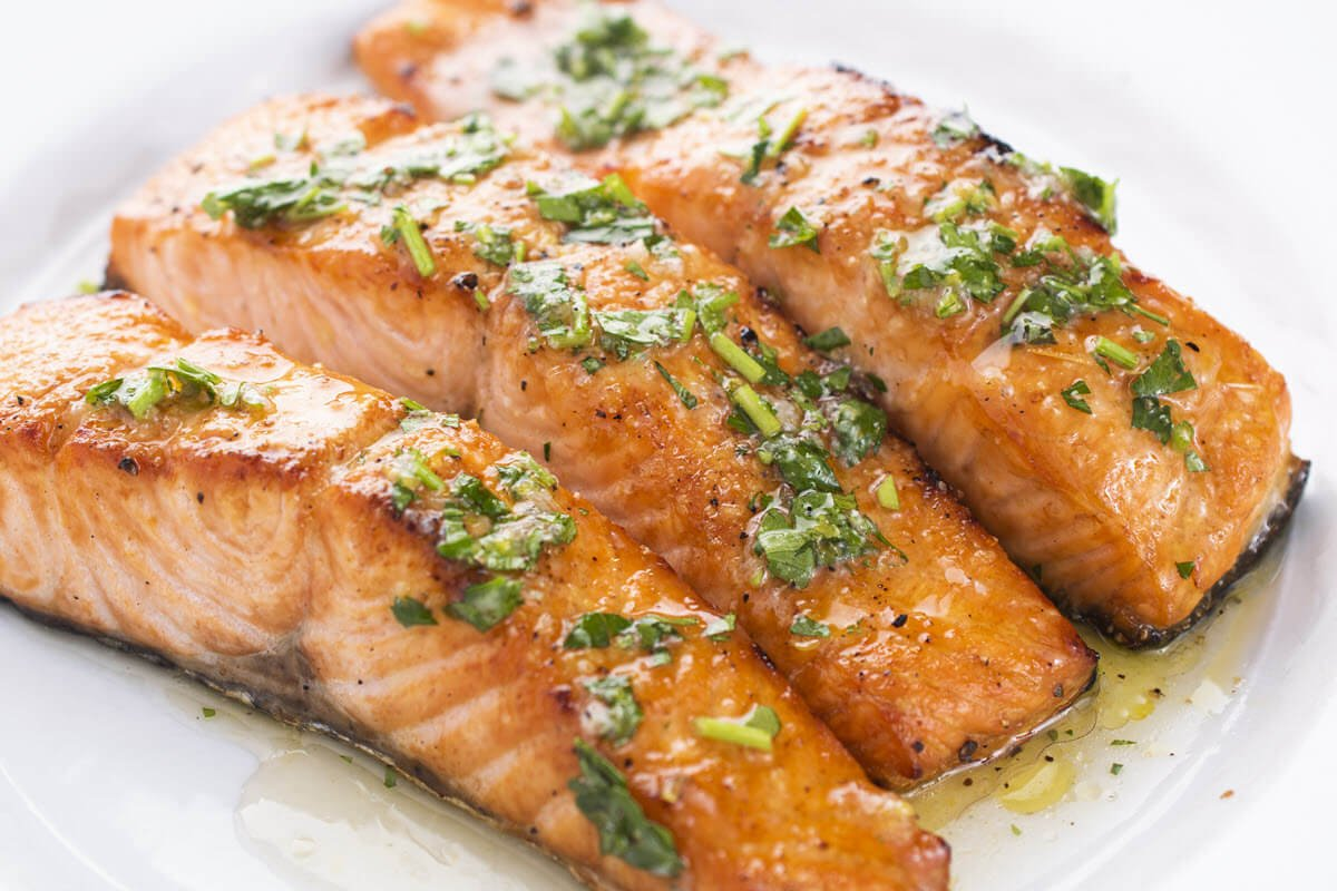 The many benefits of salmon