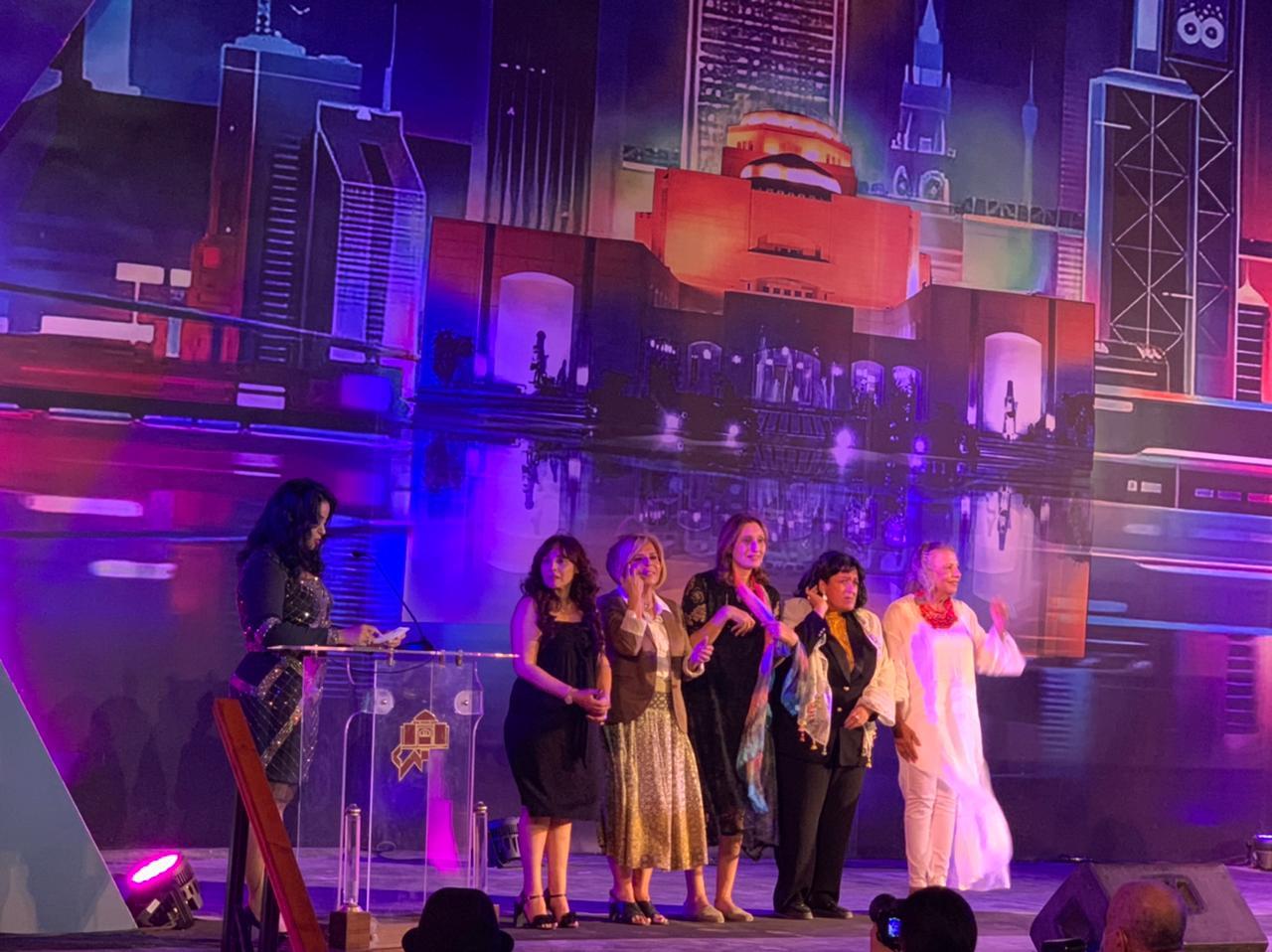 مهرجان إيزيس الدولى لمسرح المرأة (2)