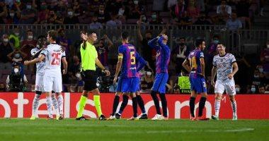 هزيمة برشلونة