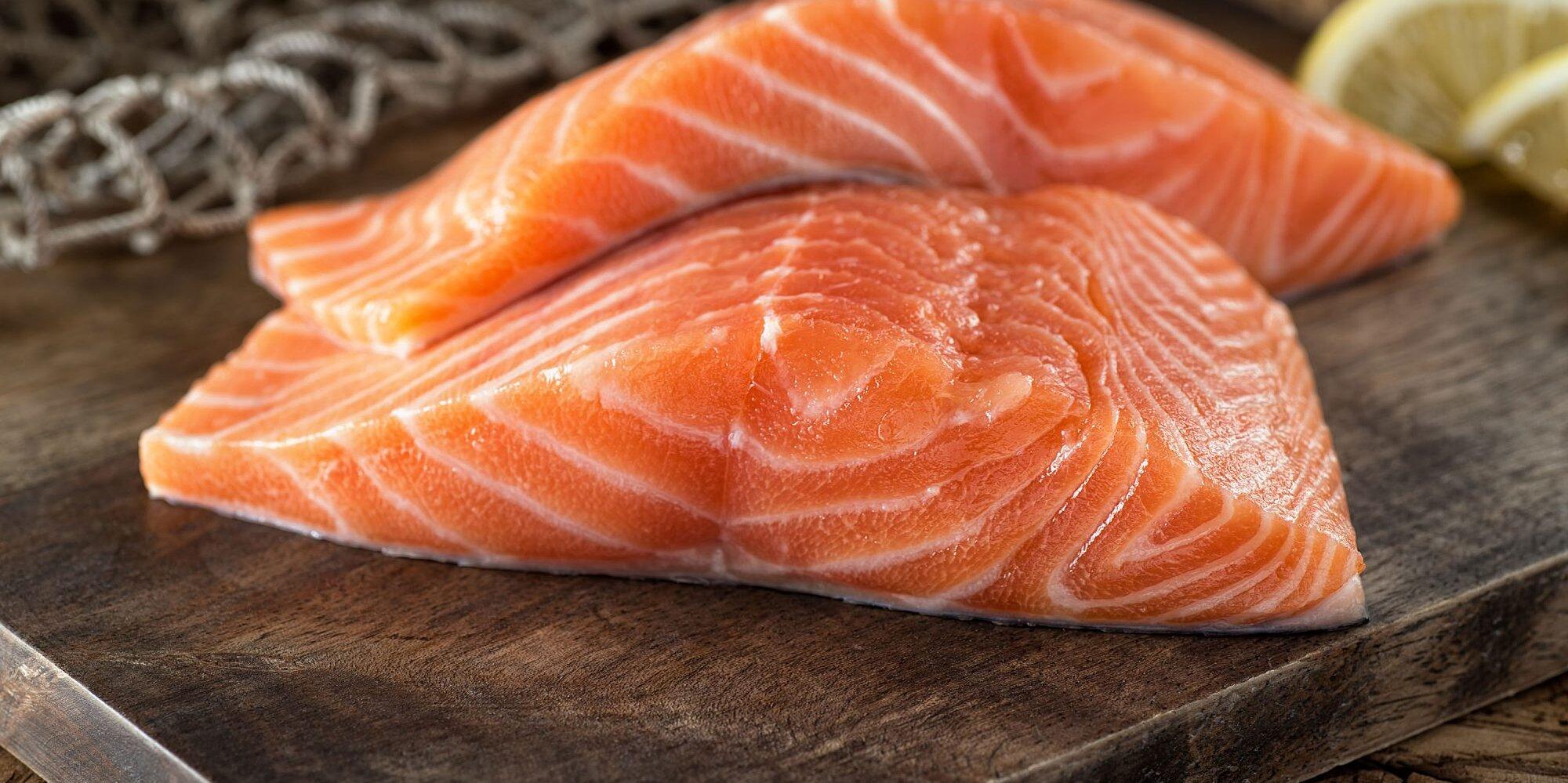 Salmon and its health benefits