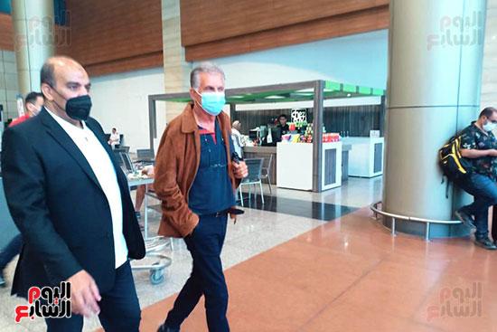 البرتغالى كيروش يصل القاهرة لبدء مهمته مع منتخب مصر    (3)