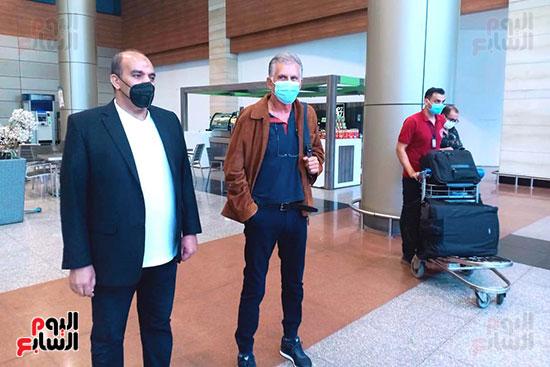 البرتغالى كيروش يصل القاهرة لبدء مهمته مع منتخب مصر    (5)