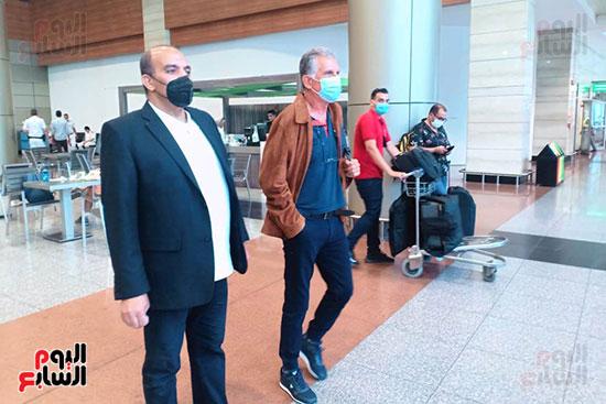 البرتغالى كيروش يصل القاهرة لبدء مهمته مع منتخب مصر    (4)