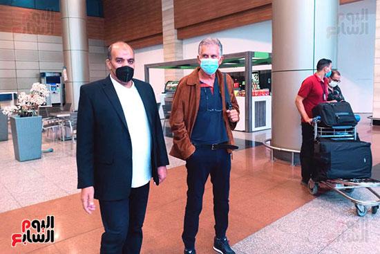 البرتغالى كيروش يصل القاهرة لبدء مهمته مع منتخب مصر    (2)