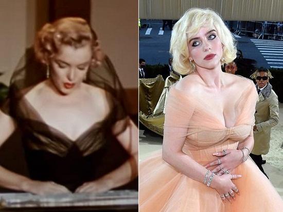 Bailey and Marilyn