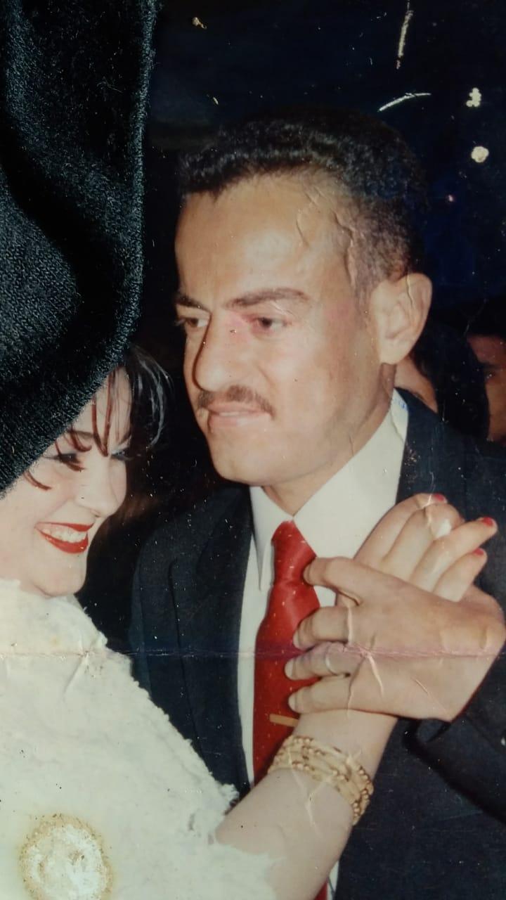 الزوجان ليلة العرس