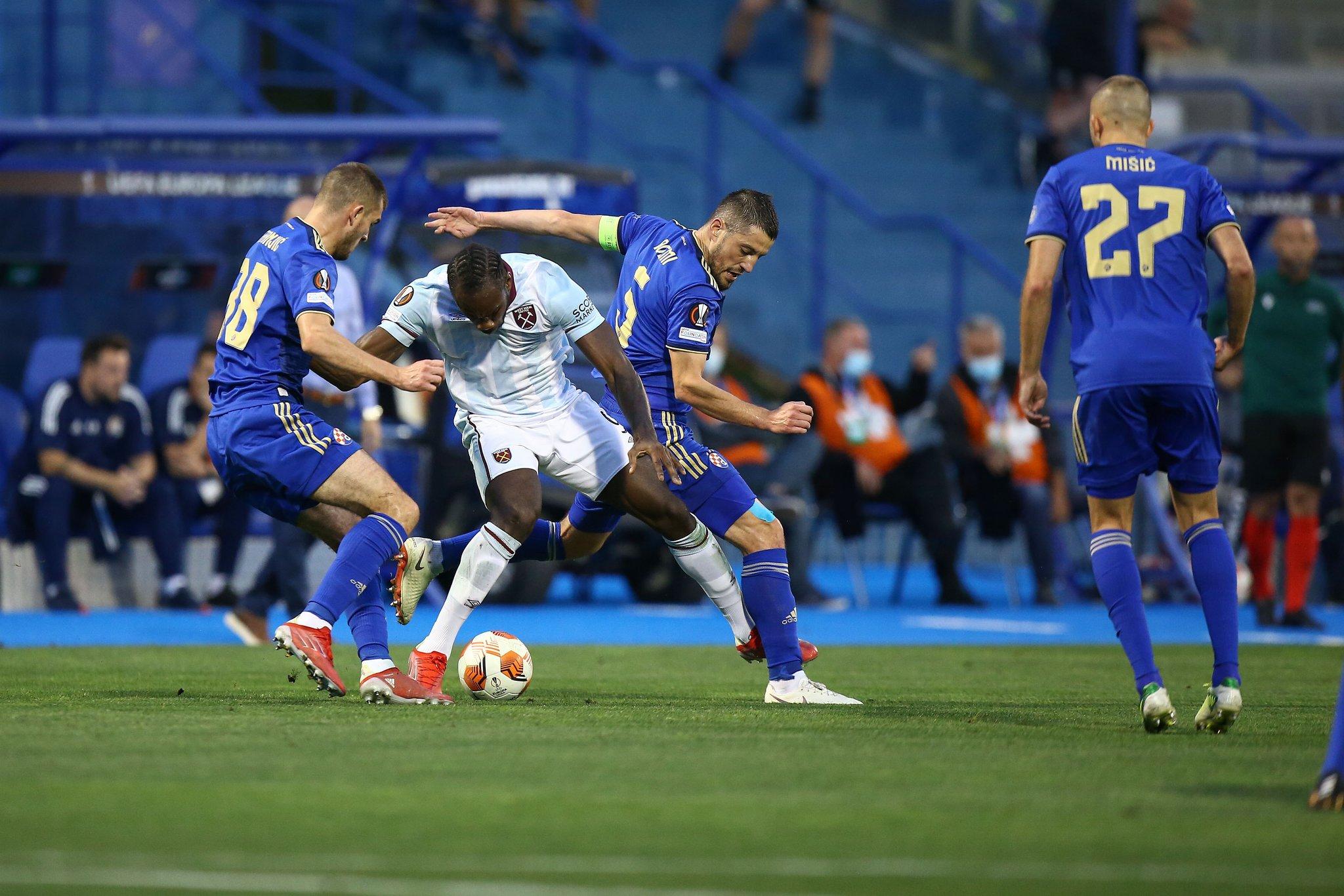 Dinamo Zagreb vs West Ham (2)