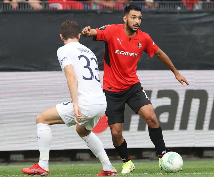 Rennes vs Tottenham (1)