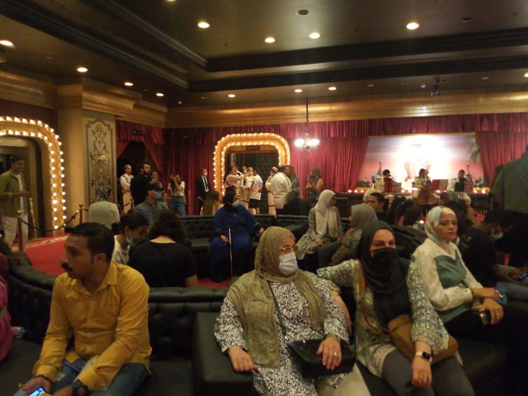 مسرحية علاء الدين (6)