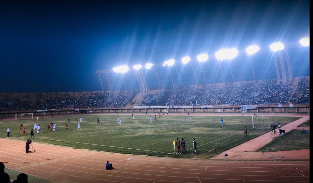 Al-Ahly competitor stadium