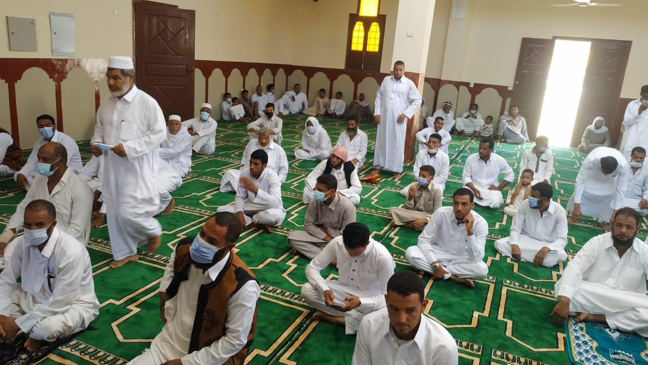 افتتاح مساجد جديدة بواحة سيوة في محافظة مطروح (2)
