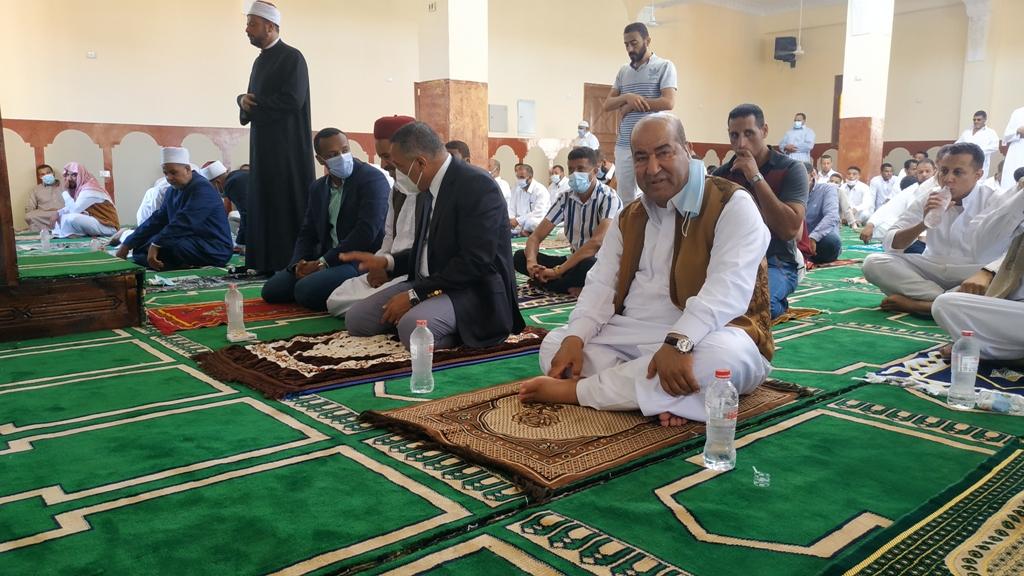 افتتاح مساجد جديدة بمحافظة مطروح (1)