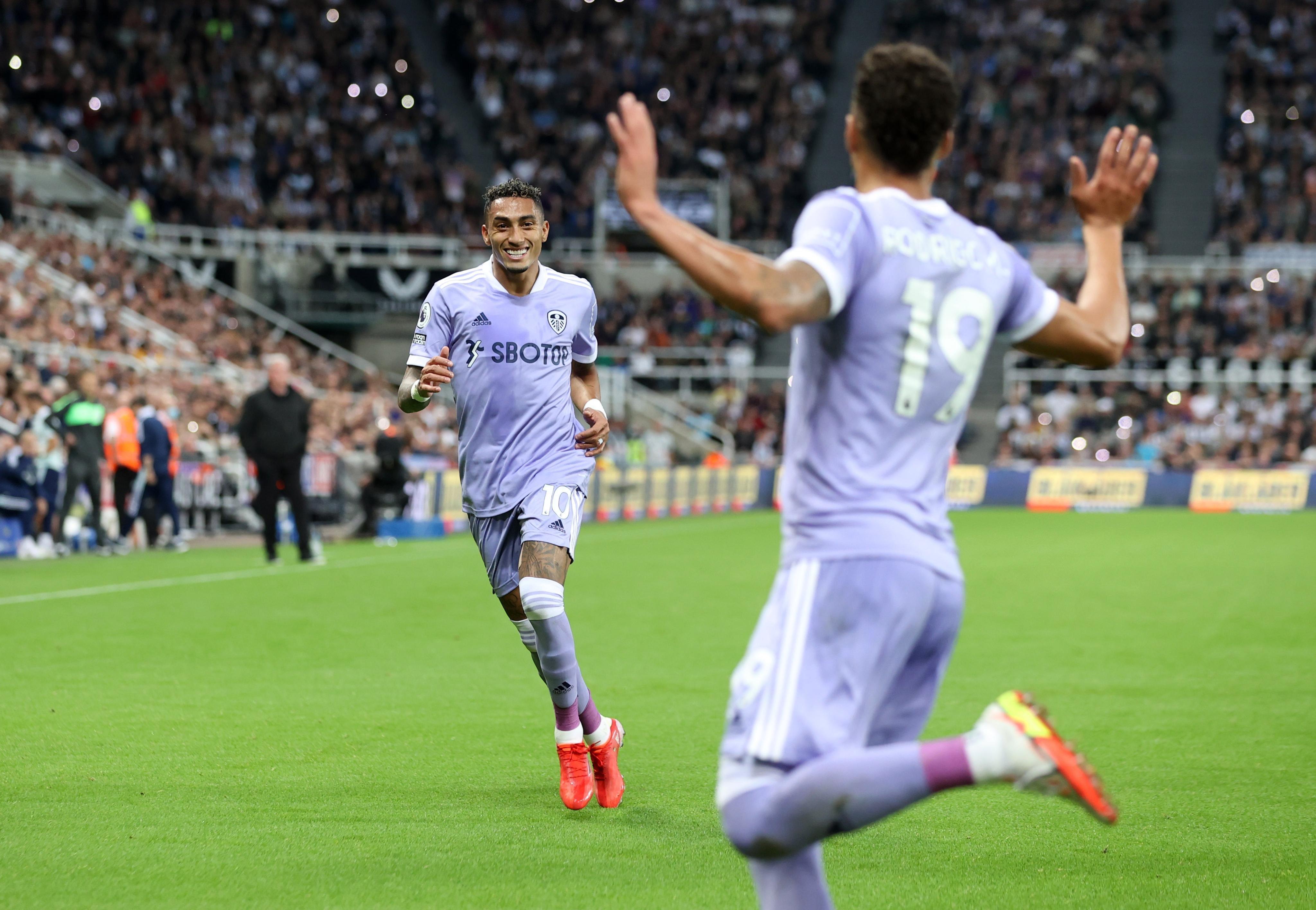 Newcastle vs Leeds United (4)