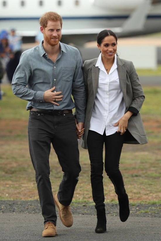 Stylish and comfortable looks that combine Harry and Meghan (1)