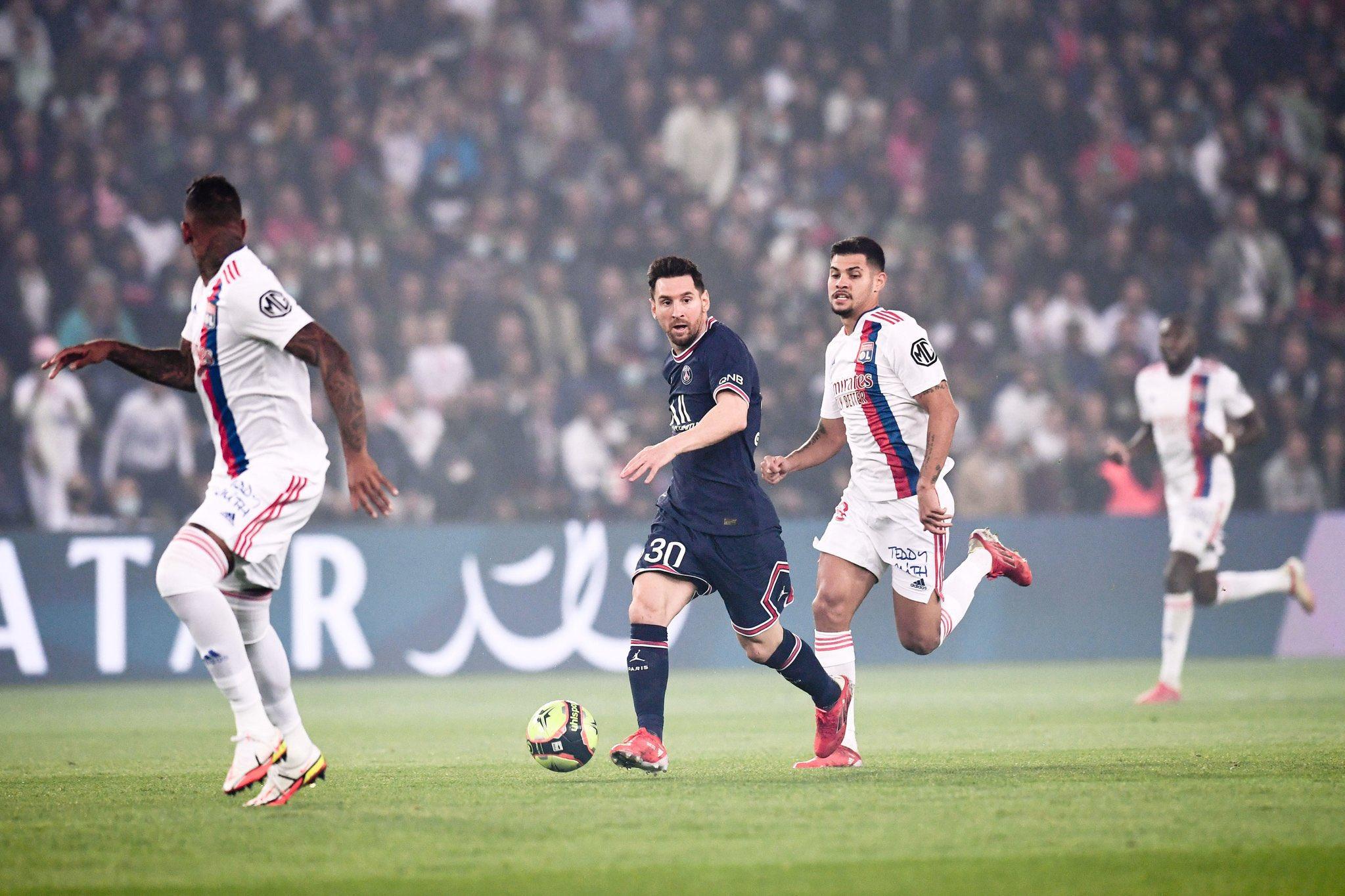 Paris Saint-Germain vs Lyon