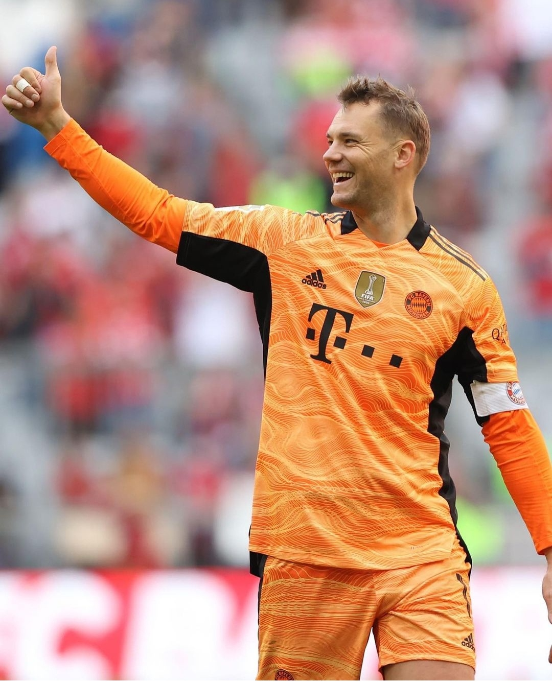 Bayern Munich goalkeeper