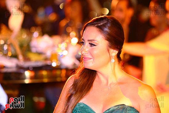 نجوم الفن بمهرجان الفضائيات العربية (18)