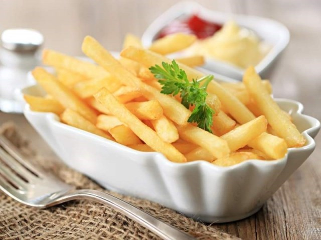 French fries and their side effects