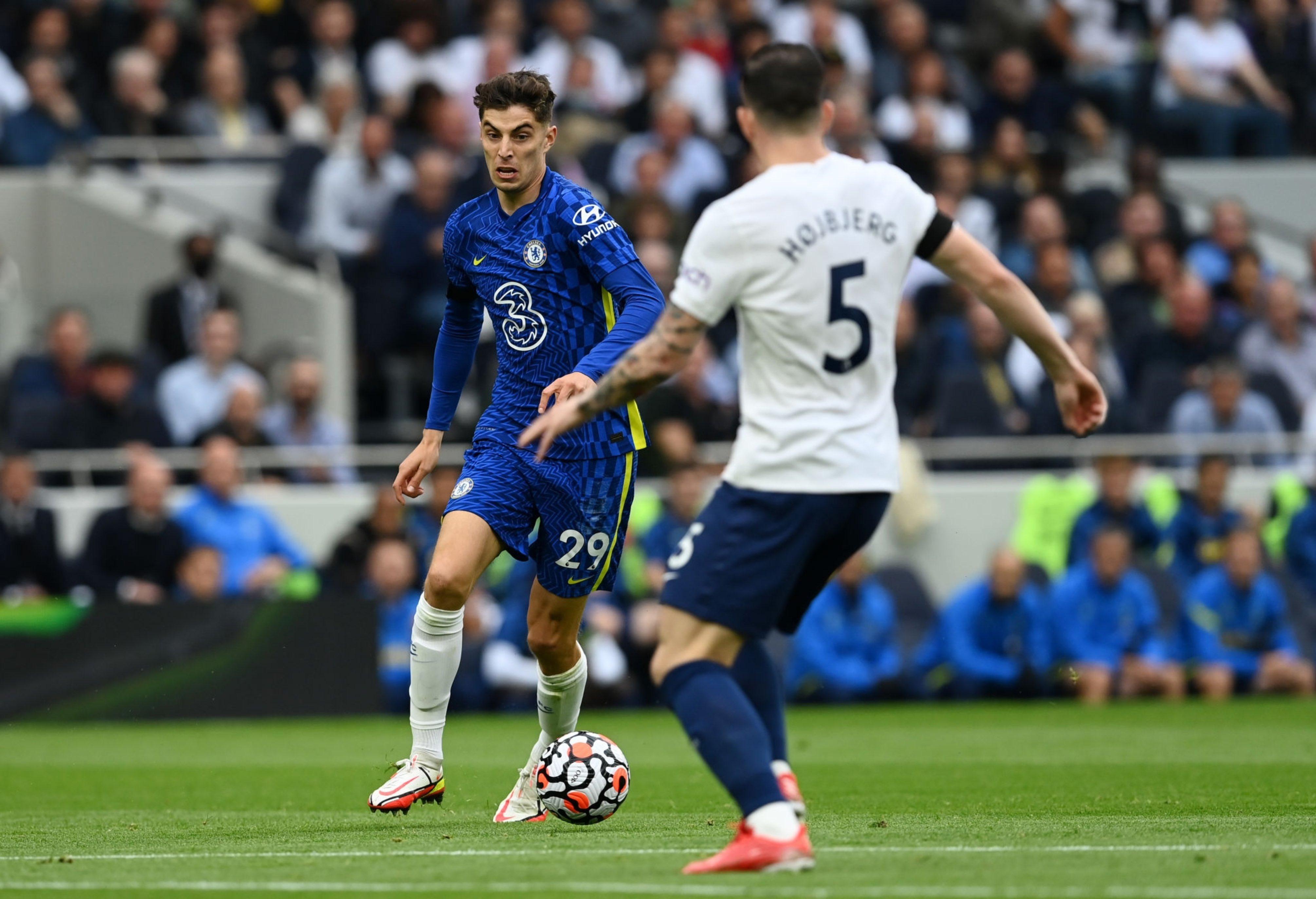 Tottenham vs Chelsea (1)