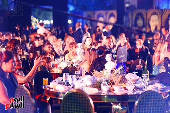نجوم الفن بمهرجان الفضائيات العربية (24)