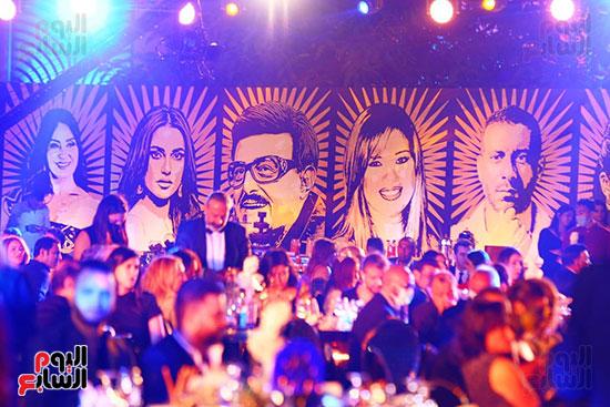 نجوم الفن بمهرجان الفضائيات العربية (10)