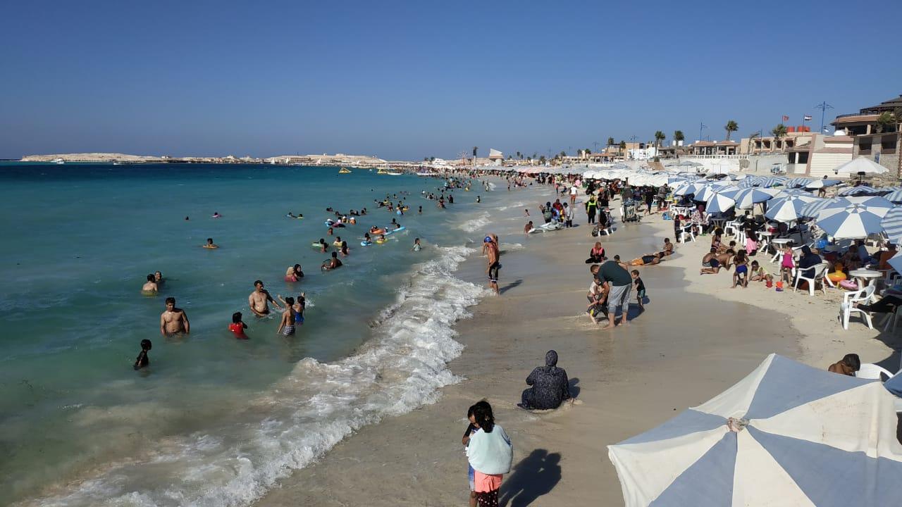شواطئ مطروح (2)