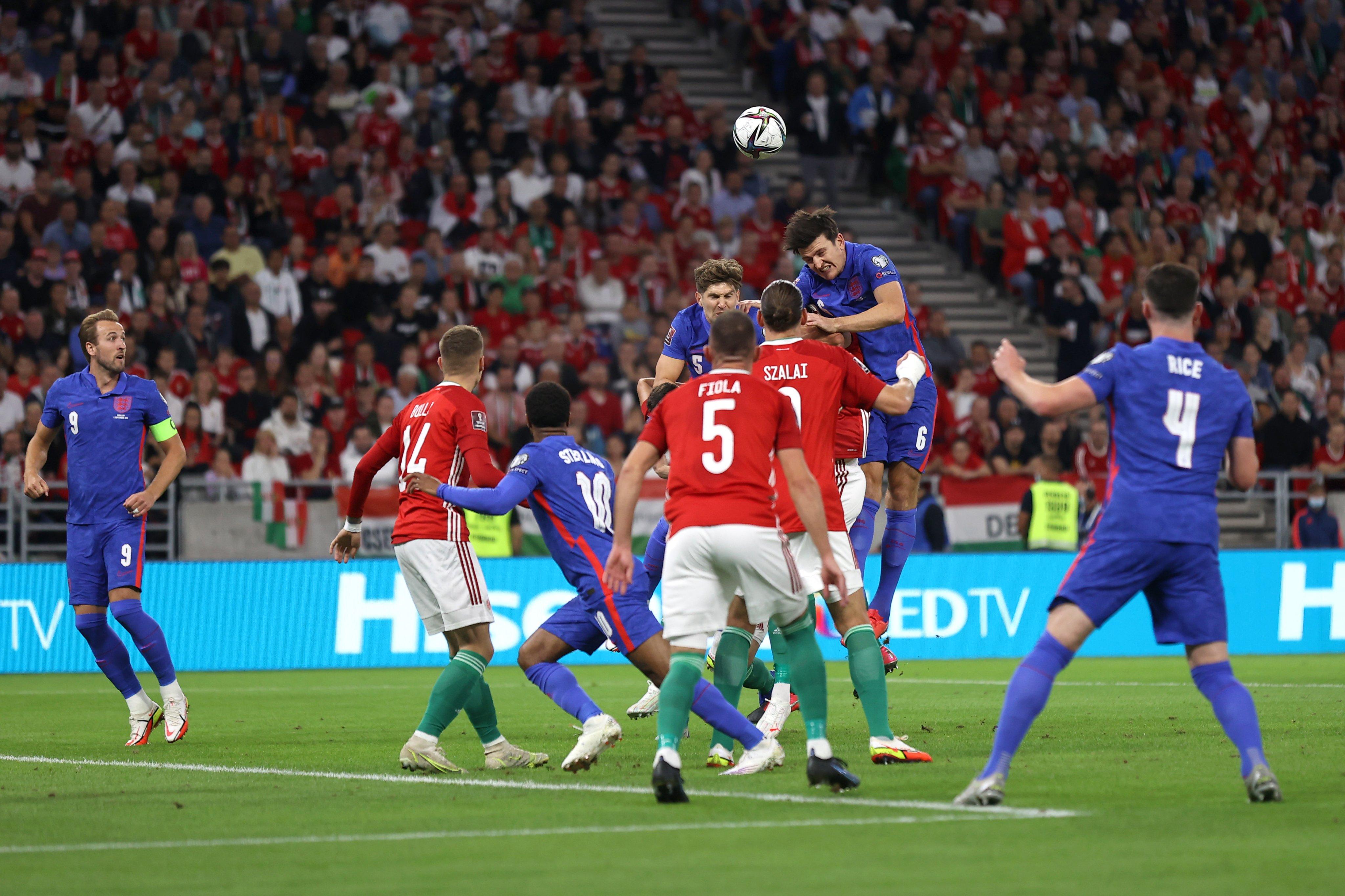 منتخب إنجلترا (2)