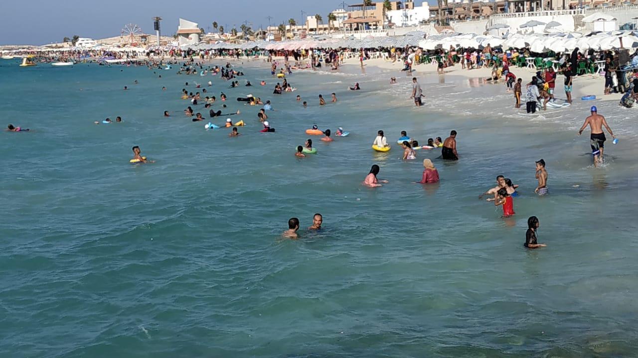 شواطئ مطروح (1)