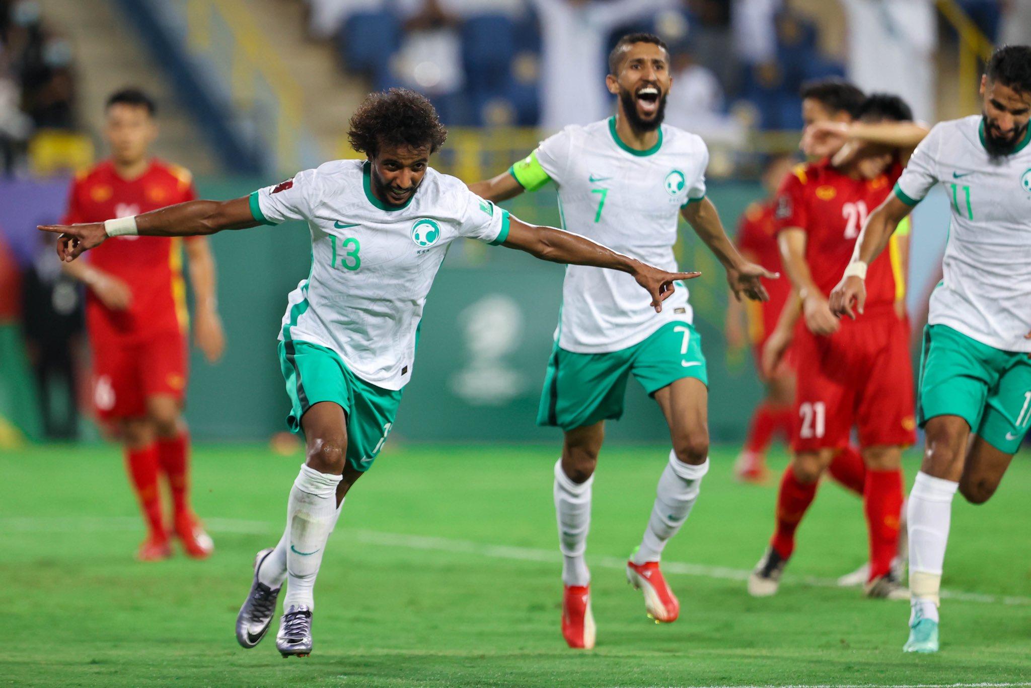Saudi national team (2)